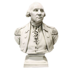 Washington In Uniform 29 -  Presidents Busts