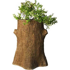 Tree Trunk Planter 30 Garden Display