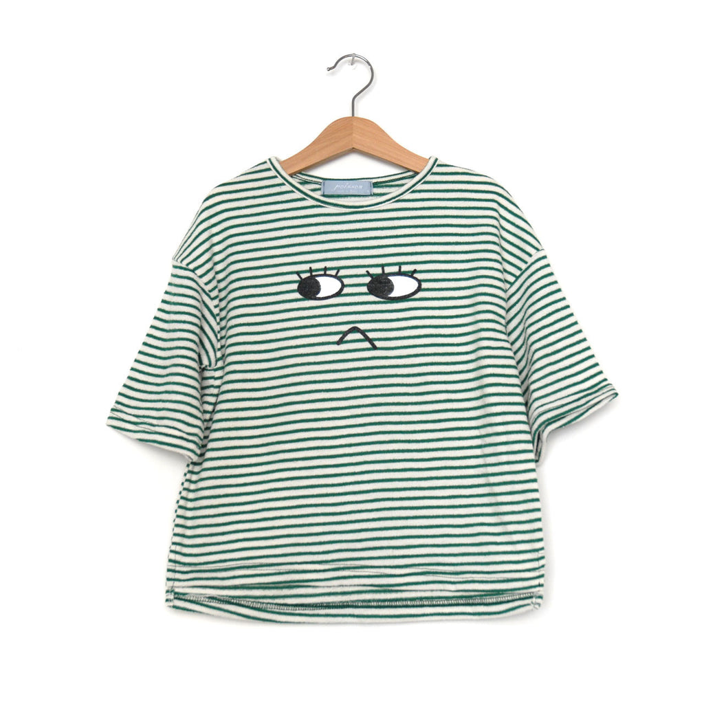 Eye See You Stripe Tee