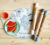 The World Placemat by OYOY