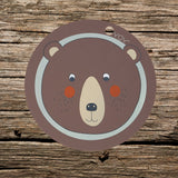 Bear Placemat by OYOY