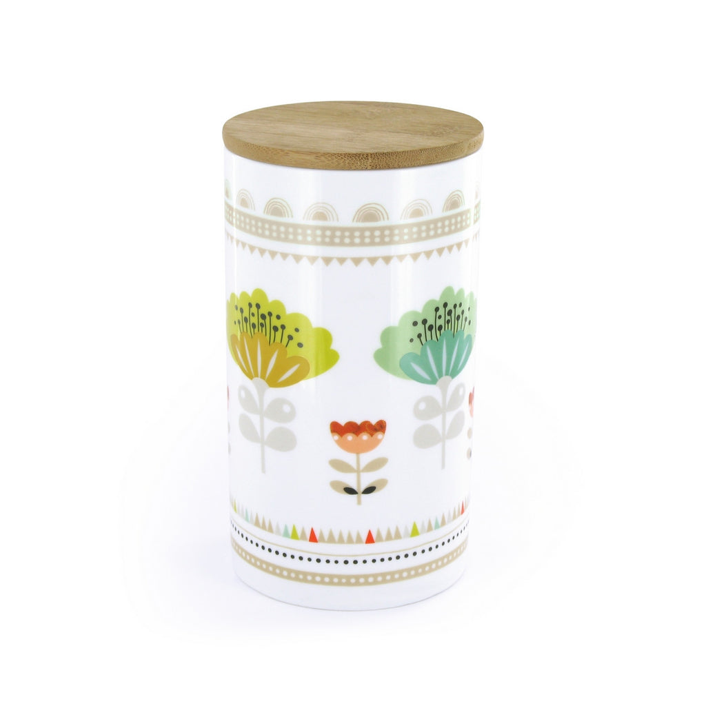 Porcelain Jar by Mini Labo (tall)