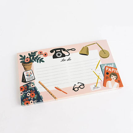 Desktop Note Pad by Rifle Paper Co.