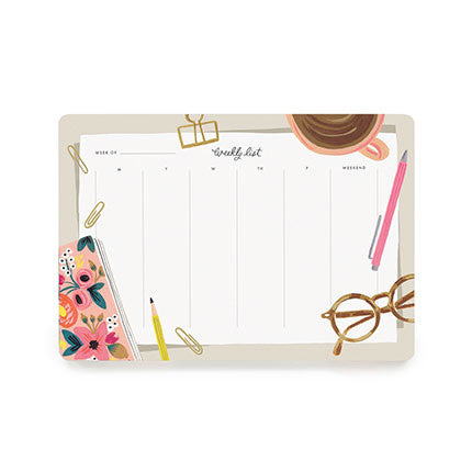 Desktop Planner by Rifle Paper Co.