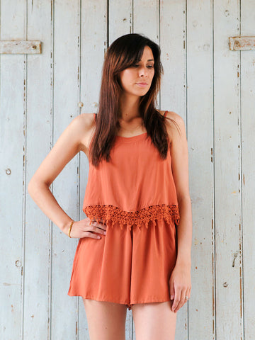Spice Up Romper