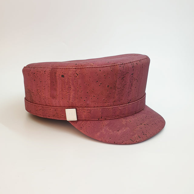 Fabrikk Cork 'Love Train' Hat |  Purple Music | Vegan Leather