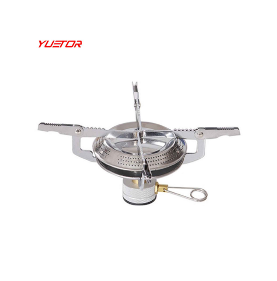 portable outdoor folding gas stove camping equipment stainless steel outdoor stove
