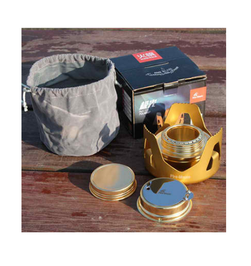 Hiking Portable Liquid Stove Ultra-light Windproof Fire Maple Alcohol Stove Outdoor Camping Burner