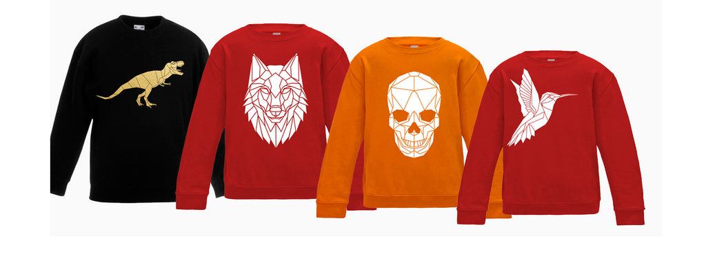 New Colors Kids Sweaters