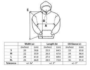 Build Your Own Reflective Hoodie - Stencilize