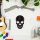 Geometric Skull Kids T-shirt