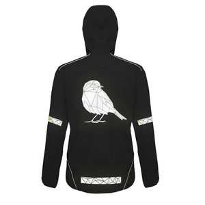 Soft Shell Reflective Robin Jacket - Unisex - Stencilize