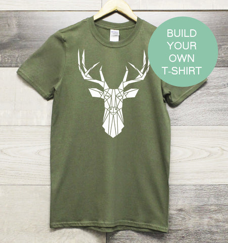 Build Your Own Men's T-shirt