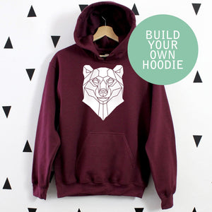 Build Your Own Hoodie - Stencilize