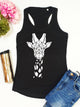 Build Your Own  Racer Back Tank Top - Stencilize