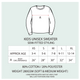 Kids Geometric Lion Print Sweatshirt - Stencilize