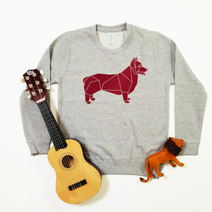 Kids DOG Sweater Build Your Own (Unisex Size)
