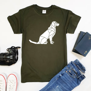 Build Your Own DOG Unisex T-shirt