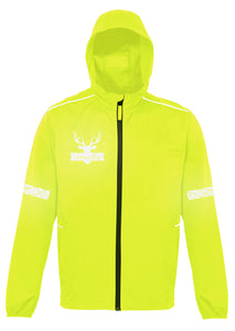 Soft Shell Reflective Winged Jacket - Unisex - Stencilize