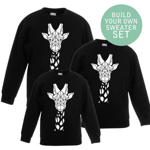 Build Your Own Sweater Set (x3) - Stencilize