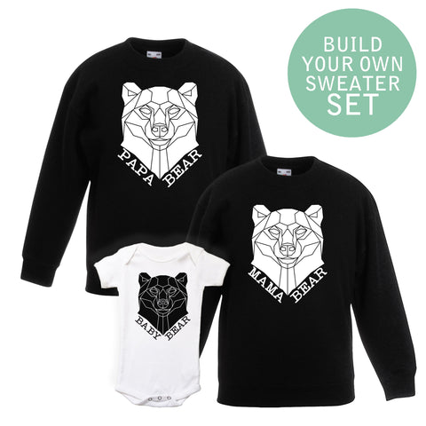 Build Your Own Sweater & Babygrow Set