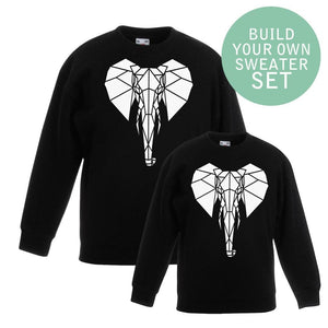 Build Your Own Sweater Set - Stencilize