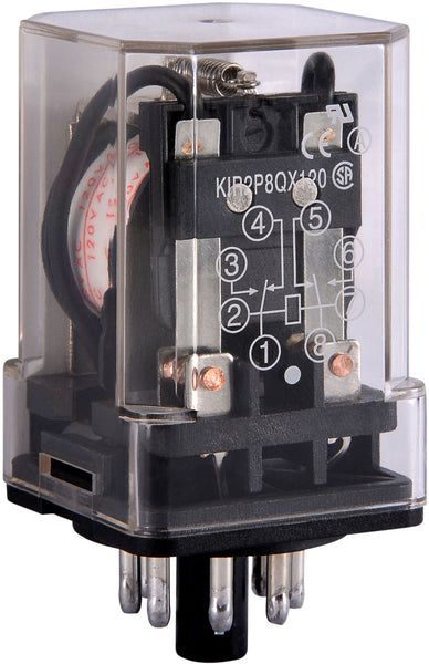 19104-52 24V Gent Relay 24V DC Base & Diode