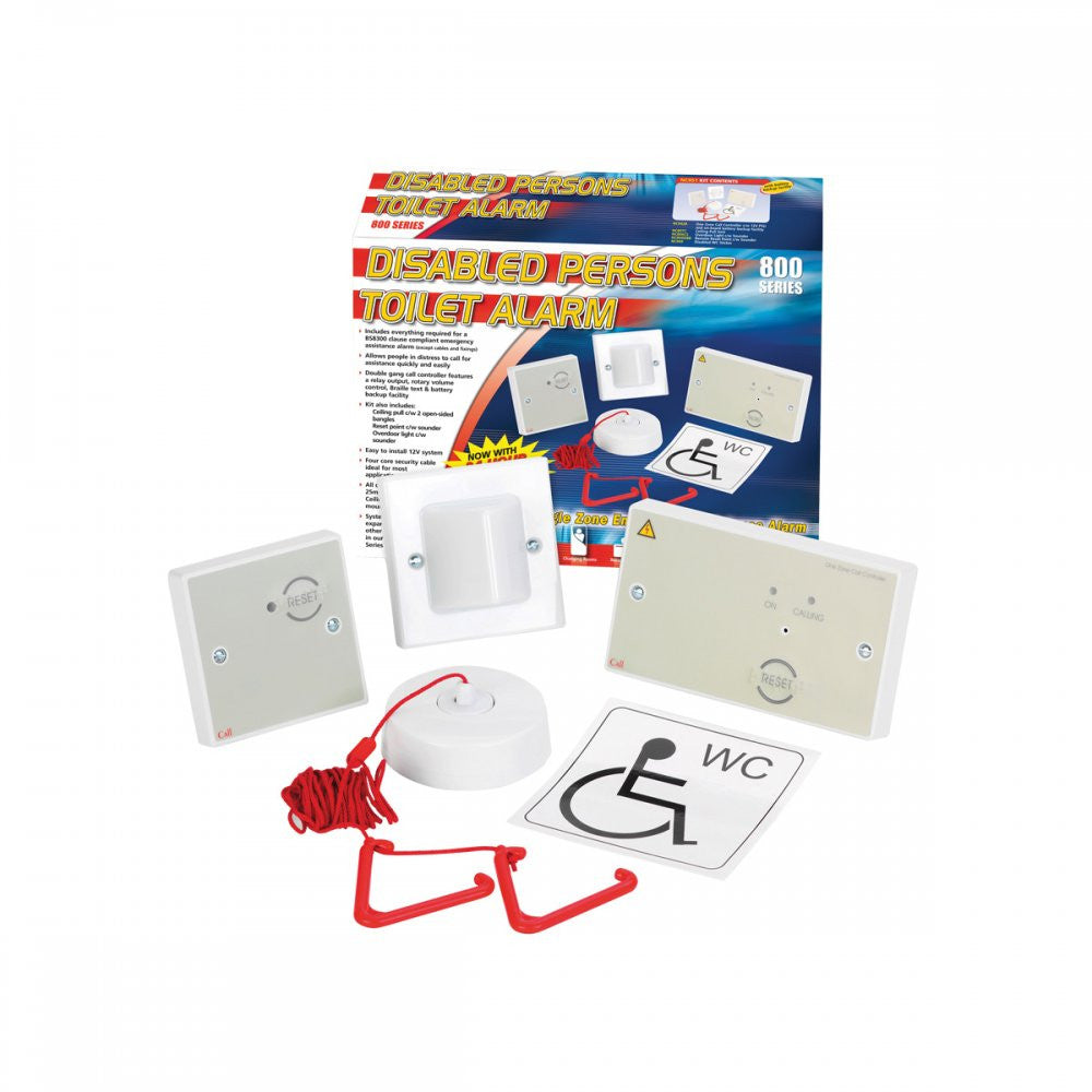 NC951 Single Zone Emergency Assistance Kit