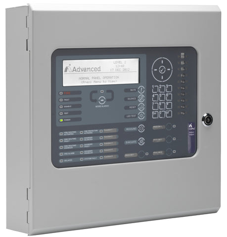 Mx-5101 Advanced MxPro5 1 loop Fire Alarm Panel