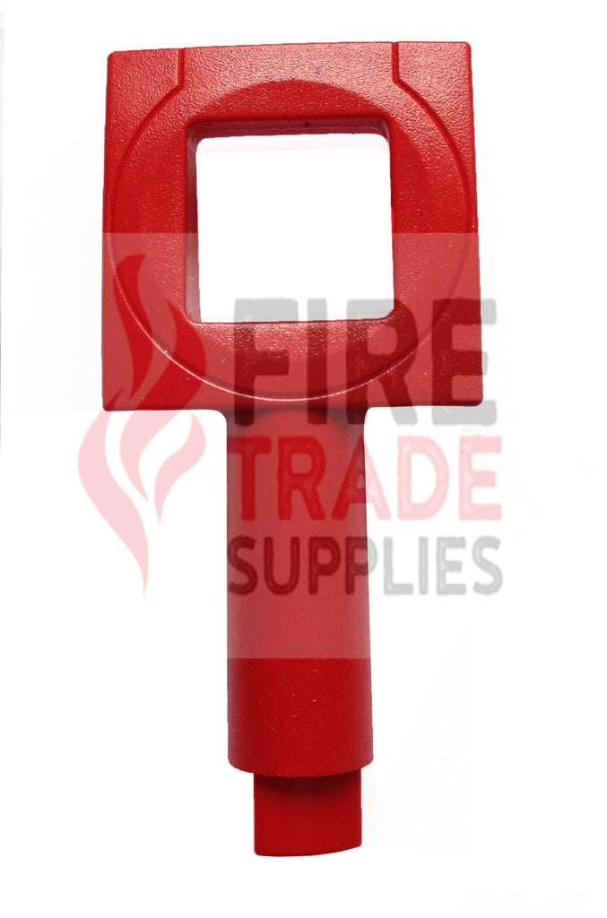71167-91NM (S4-34899) Gent New Style Fire Alarm Call Point Test Key (pack of 10)