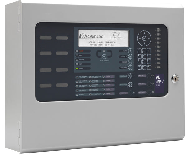 Mx-5202 Advanced MxPro5 2 loop Fire Alarm Panel