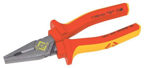 "431001 VDE Combination Pliers 165mm (61/2"")"