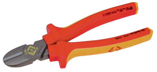 "431005 VDE Side Cutters - Standard 180mm (7"")"