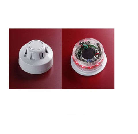 55000-394 Apollo Alarmsense (2 Wire) Optical Smoke Detector & Sounder Beacon Base