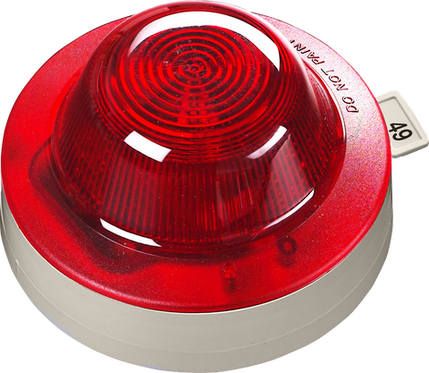 55000-877 Apollo Loop Powered Beacon - Red