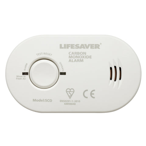 10SCO Combination Smoke and CO Alarm