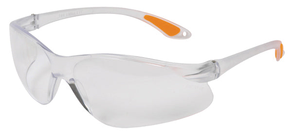 AV13021 Wraparound Safety Glasses - Clear