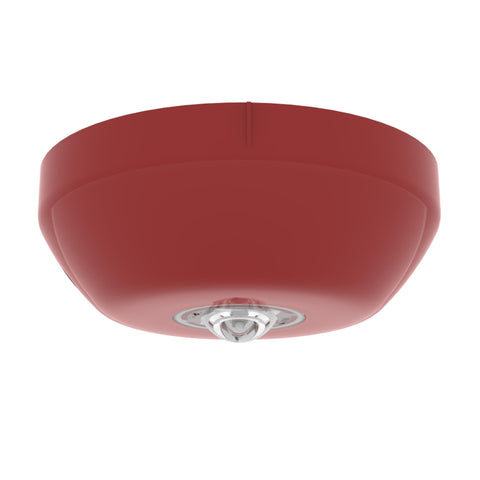 CHQ-CB(RED)/RL Ceiling Beacon - Red case, red LEDs (7.5m)