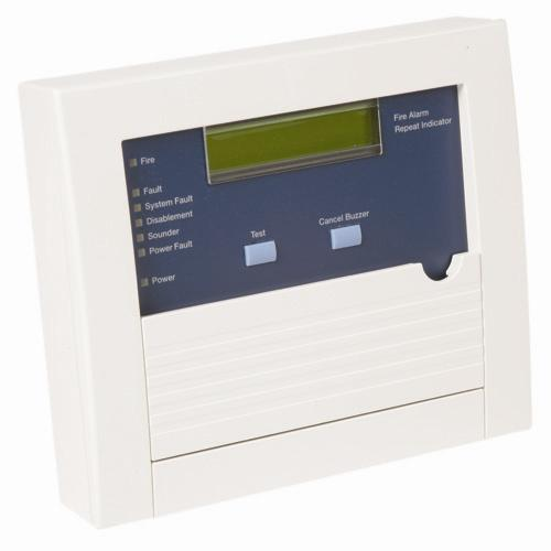 COMPACT-RPT Non-functional LCD Repeat Display (RS485 connection to panel) (supplied in Black)
