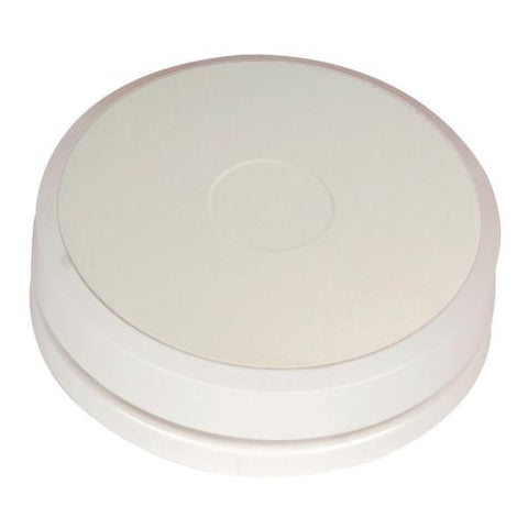 Ceiling Mounted Base Sounder - Four Tone (White) No Cover