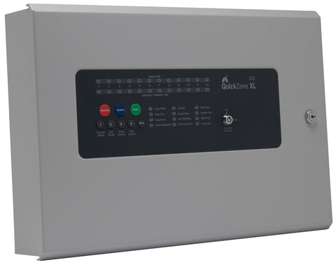 QZXL-4 Quickzone XL 4 Zone Conventional Fire Panel