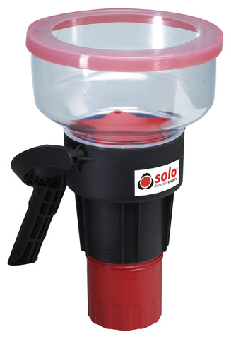 SOLO 332 AEROSOL SMOKE AND CO (LARGE CUP) DISPENSER DETECTOR TESTERS