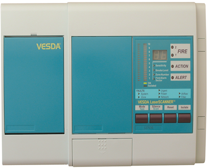 VLS-600 VESDA FD7 Scanner with FOK LEDs