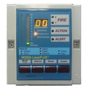 VRT-V00 VESDA VLF Remote Display with Relays