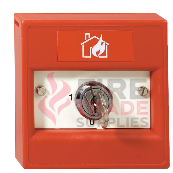 Xens-817 Key Operated MCP (Supplied without back box) N/O contact