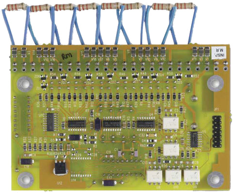 48901 ZP3AB-MIP8 8 way input board