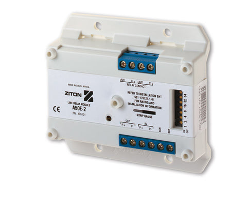A50E-2 - ZP7 Series Addressable Line Relay Module