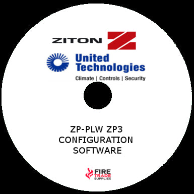 ZP PLANNER ZP-PLW Planner, ZP3 Configuration Software c/w manual on CD