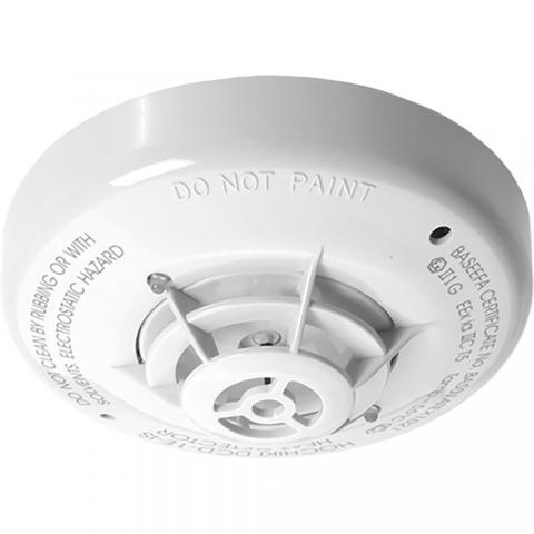 DCD-1E-IS(WHT) Intrinsically Safe Heat Detector - White Case
