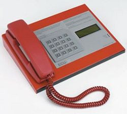 ECU-64 64 Line Desk Control Unit with Handset and Display